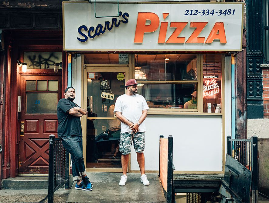 SCARR'S PIZZA | 2018